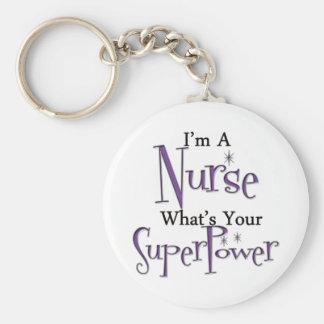 Porte-clés Infirmière superbe