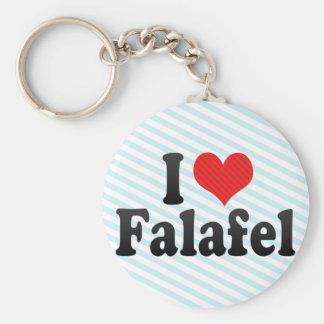 Porte-clés J'aime le Falafel