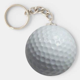 Porte-clés J'aime le golf