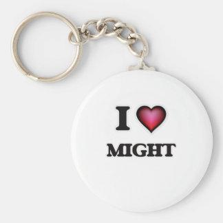 Porte-clés J'aime pourrais