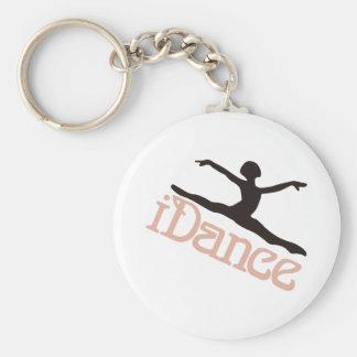 Porte-clés Je danse