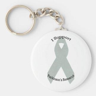 Porte-clés Je soutiens la recherche de Parkinson