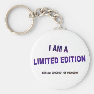 Porte-clés Je suis une édition limitée
