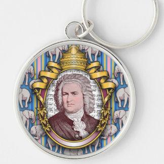 Porte-clés Johann Sebastian Bach