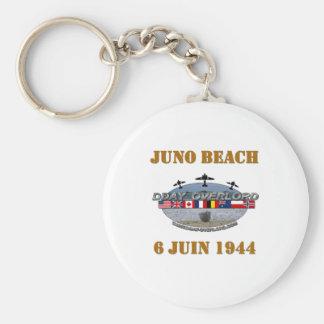 Porte-clés Juno Beach 1944 Normandie