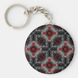 Porte-clés Kaléidoscope médiéval d'imaginaire magnifique