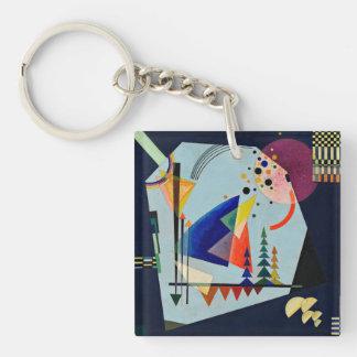 Porte-clés Kandinsky - trois bruits