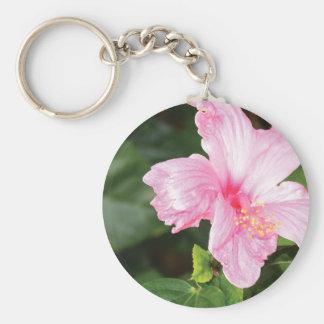Porte-clés Ketmie hawaïenne