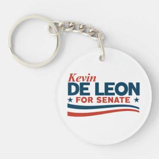 Porte-clés Kevin De Léon pour le sénat