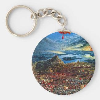 Porte-clés La bataille d'Issus par Albrecht Altdorfer