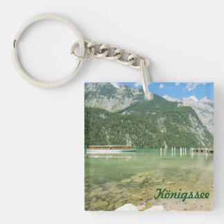 Porte-clés La Bavière de Königssee