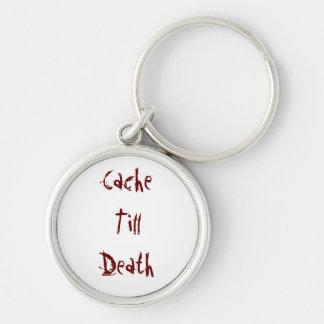 Porte-clés La cachette labourent la mort