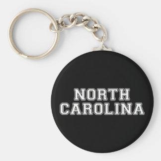 Porte-clés La Caroline du Nord