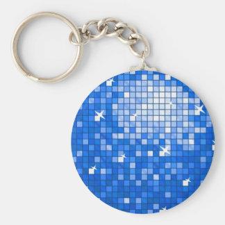 Porte-clés La disco couvre de tuiles le porte - clé