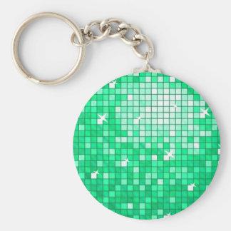 """Porte-clés La disco couvre de tuiles le porte - clé de """"jade"""""""