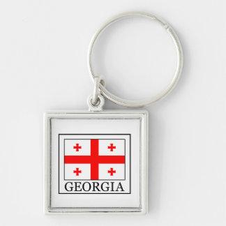 Porte-clés La Géorgie