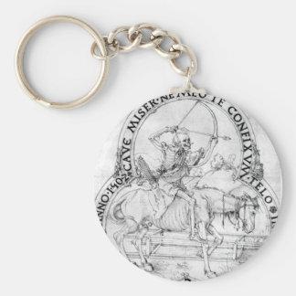 Porte-clés La mort finale de cheval par Albrecht Durer