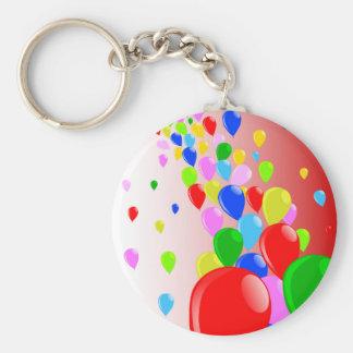 Porte-clés La mouche loin monte en ballon