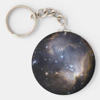 Porte-clés La NASA intelligente d'étoiles de NGC 602