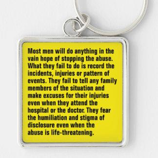Porte-clés La plupart des hommes feront n'importe quoi dans