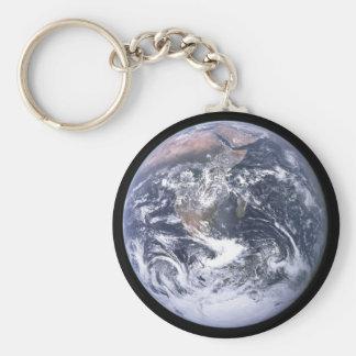 Porte-clés La terre de planète - notre monde
