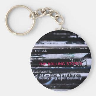 Porte-clés La vie 3 de vinyle