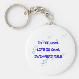 Porte-clés La vie est porte - clé frais
