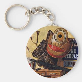 Porte-clés La vie toujours des jouets de garçons