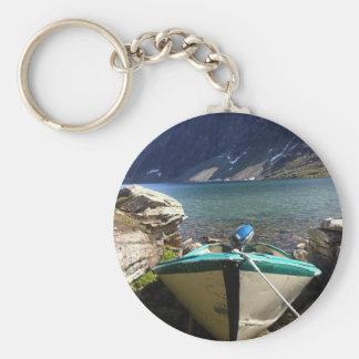 Porte-clés Lac norvégien