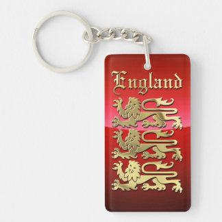 Porte-clés L'Angleterre - le manteau des bras