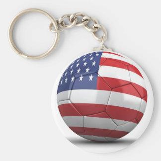 Porte-clés Le football des Etats-Unis