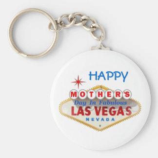 Porte-clés Le jour de mère HEUREUX dans le porte - clé