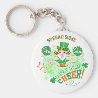 Porte-clés Le jour de St Patrick