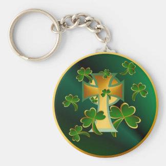 Porte-clés Le jour de St Patrick heureux à vous ! St Patrick