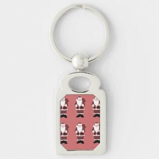Porte-clés Le père noël