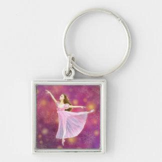Porte-clés Le porte - clé de ballet de casse-noix - Clara