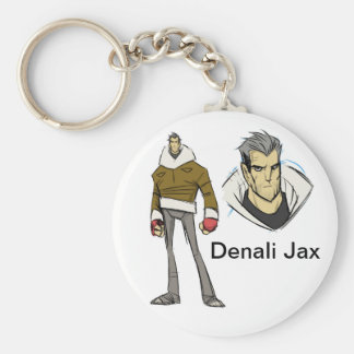 Porte-clés Le porte - clé de mort de Denali Jax de race