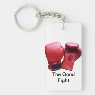 Porte-clés Le porte - clé rectangulaire de bon combat