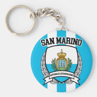 Porte-clés Le Saint-Marin
