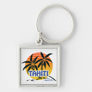 Porte-clés Le Tahiti magique