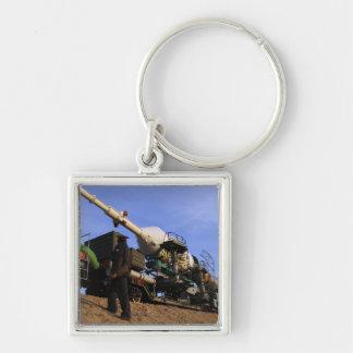 Porte-clés Le vaisseau spatial 3 de Soyuz TMA-13