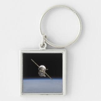 Porte-clés Le vaisseau spatial de Soyuz TMA-11 au-dessus du