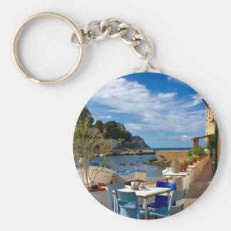 Porte-clés Le village de pêche sicilien