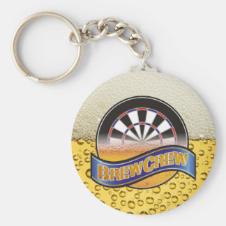 Porte-clés L'équipage de Brew darde l'équipe