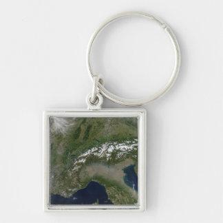 Porte-clés Les Alpes 2