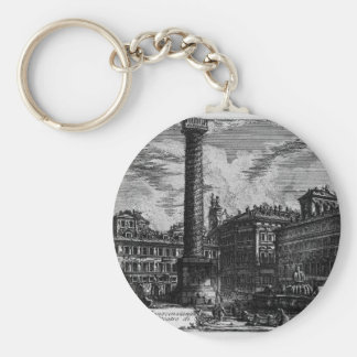 Porte-clés Les antiquités romaines, T. 1, plat XIII. Colonne…