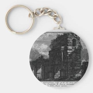 Porte-clés Les antiquités romaines, T. 1, plat XIX par
