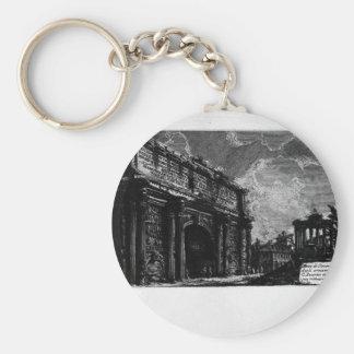 Porte-clés Les antiquités romaines, T. 1, plat XXXI. Voûte…