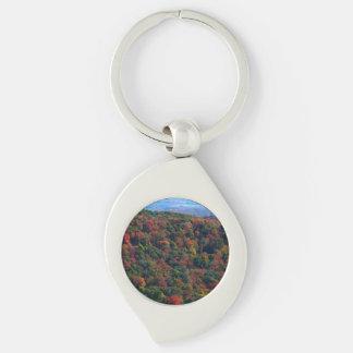 Porte-clés Les Appalaches dans la photographie de nature