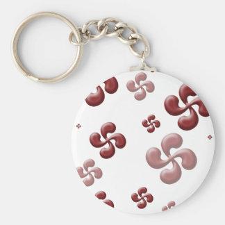 Porte-clés Les croix Basque 3d !